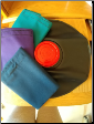 Round On-Ice Bag with Cover
